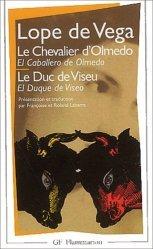Dernières parutions dans GF bilingue, Le chevalier d'Olmedo ; Le duc de Viseu