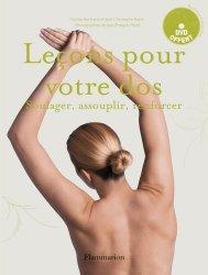 Dernières parutions dans Bien-être, Leçons pour votre dos + dvd