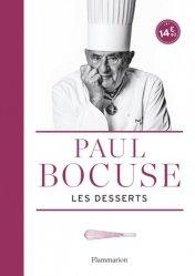 Nouvelle édition Les desserts de Paul Bocuse