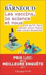 Dernières parutions dans Champs actuel, Les vaccins, la science et nous