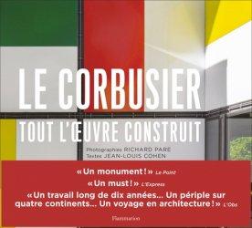 Dernières parutions sur Monographies, Le Corbusier : tout l'oeuvre construit Pilli ecn, ecn pilly 2020, pilly ecn 2021, pilly ecn feuilleter, ecn pilli consulter, ecn pilly 6ème édition, pilly ecn 7ème édition, livre ecn