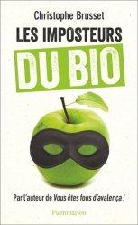 Dernières parutions sur Alimentation - Diététique, Les Imposteurs du bio