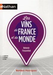 Dernières parutions dans Repères pratiques, Les vins de France et du monde