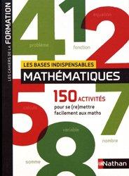 Dernières parutions sur Mathématiques fondamentales, Les bases indispensables mathématiques