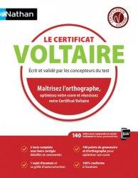 Dernières parutions sur Communication, Le certificat Voltaire