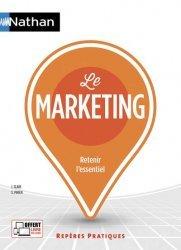 Dernières parutions dans Repères Pratiques, Le marketing. Edition 2020