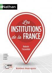 Dernières parutions dans Repères pratiques, Les institutions de la France - Repères pratiques numéro 7 - 2020
