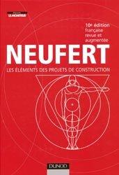 Souvent acheté avec Dicobat 10   Dictionnaire général du bâtiment, le Neufert Les éléments des projets de construction