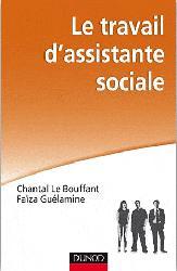 Dernières parutions sur Assistant social, Le travail d'assistante sociale