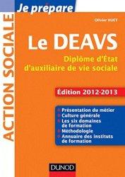 Souvent acheté avec Thèmes de Culture générale, le Le DEAVS - Edition 2012-2013