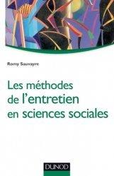Souvent acheté avec Manuel de psychologie et de psychopathologie clinique générale, le Les méthodes de l'entretien en sciences sociales
