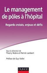 Dernières parutions dans Action sociale, Le management de pôles à l'hôpital