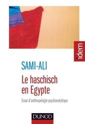 Dernières parutions dans IDEM, Le haschisch en Egypte