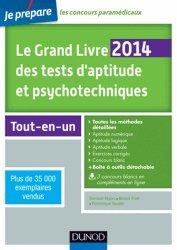 Souvent acheté avec Grands thèmes sanitaires et sociaux  - Concours IFSI, le Le grand livre des tests d'aptitude et psychotechniques