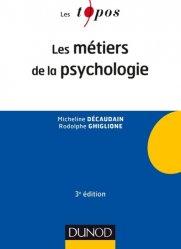 Dernières parutions dans Les topos, Les métiers de la psychologie
