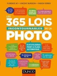 Les 365 lois incontournables de la photo