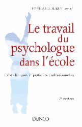 Dernières parutions dans Enfances, Le travail du psychologue dans l'école