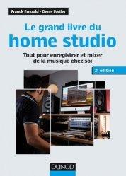 Dernières parutions dans Audio-Photo-Vidéo, Le grand livre du home studio