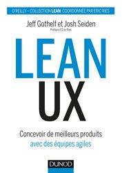 Dernières parutions sur Gestion de projets, Lean UX