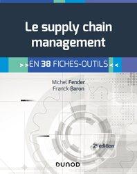 Nouvelle édition Le supply chain management