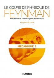 Dernières parutions dans Hors collection, Le cours de physique de Feynman - Mécanique 1