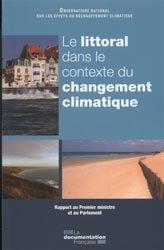 Dernières parutions sur Littoraux, Le littoral dans le contexte du changement climatique