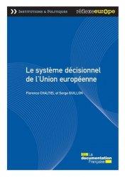 Dernières parutions sur Droit communautaire, Le système décisionnel de l'Union européenne