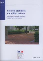 Dernières parutions dans Références, Les sols stabilisés en milieu urbain