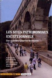 Dernières parutions sur Essais, Les sites patrimoniaux exceptionnels. Une ressource pour les territoires