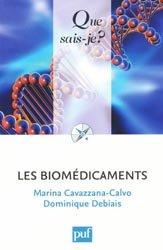 Dernières parutions sur Médicaments - Ordonnances, Les biomédicaments