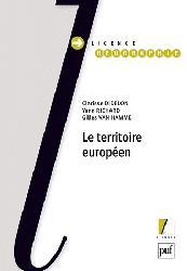 Souvent acheté avec Aléas naturels et gestion des risques, le Le territoire européen