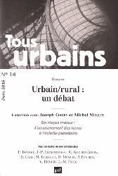 Dernières parutions sur Espaces urbains, Le Rural et l'Urbain