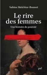 Dernières parutions dans Hors collection, Le rire des femmes