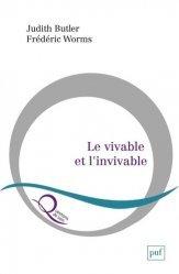 Dernières parutions dans Questions de soin, Le vivable et l'invivable