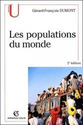 Dernières parutions dans U Géographie, Les populations du monde. 2e édition revue et corrigée