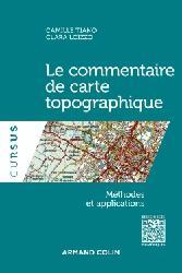 Souvent acheté avec Observation des surfaces continentales par télédétection IV Volume 6, le Le commentaire de carte topographique
