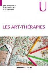 Dernières parutions dans Collection U, Les art-thérapies