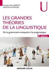 Dernières parutions sur Linguistique, Les grandes théories de la linguistique