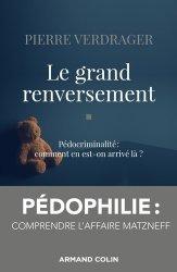Dernières parutions sur Droit de l'enfant, Le grand renversement