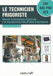Souvent acheté avec Manuel du dépanneur, le Le technicien frigoriste (2015)