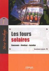 Souvent acheté avec Le guide du B.R.F (Bois Raméal Fragmenté), le Les fours solaires