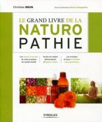 Souvent acheté avec Précis de Phytothérapie, le Le grand livre de la naturopathie