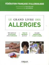 Souvent acheté avec Maladies cutanées, le Le grand livre des allergies