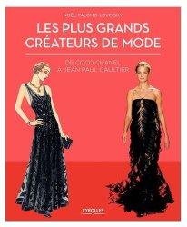 Nouvelle édition Les plus grands créateurs de mode