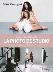 Dernières parutions sur Photographie, Les secrets de la photo de studio
