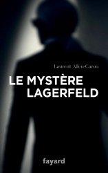 Dernières parutions dans Documents, Le Mystère Lagerfeld