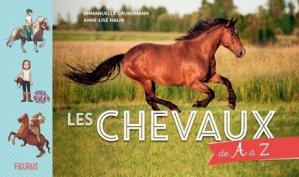 Dernières parutions sur Chevaux - Poneys - Anes, Les chevaux de A à Z