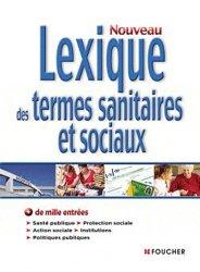 Lexique des termes sanitaires et sociaux