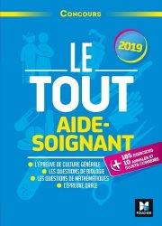 Souvent acheté avec Concours Aide-soignant - Annales corrigées - IFAS 2018 2019, le Le Tout Aide-Soignant - Concours AS - 2019