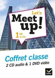 Dernières parutions dans Let's Meet up !, Let's Meet up ! - Anglais 2019 - Coffret CD DVD